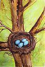 Robin's Nest by Carrie Jackson