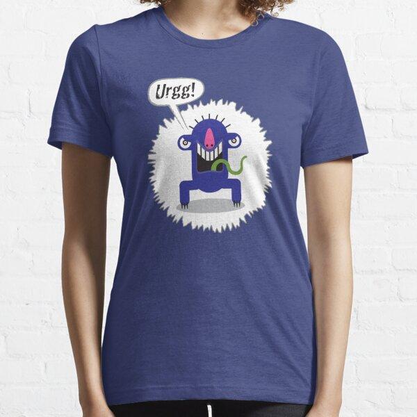 Noisy Little Terrors - 'Urrg!' cartoon character T-shirt Essential T-Shirt
