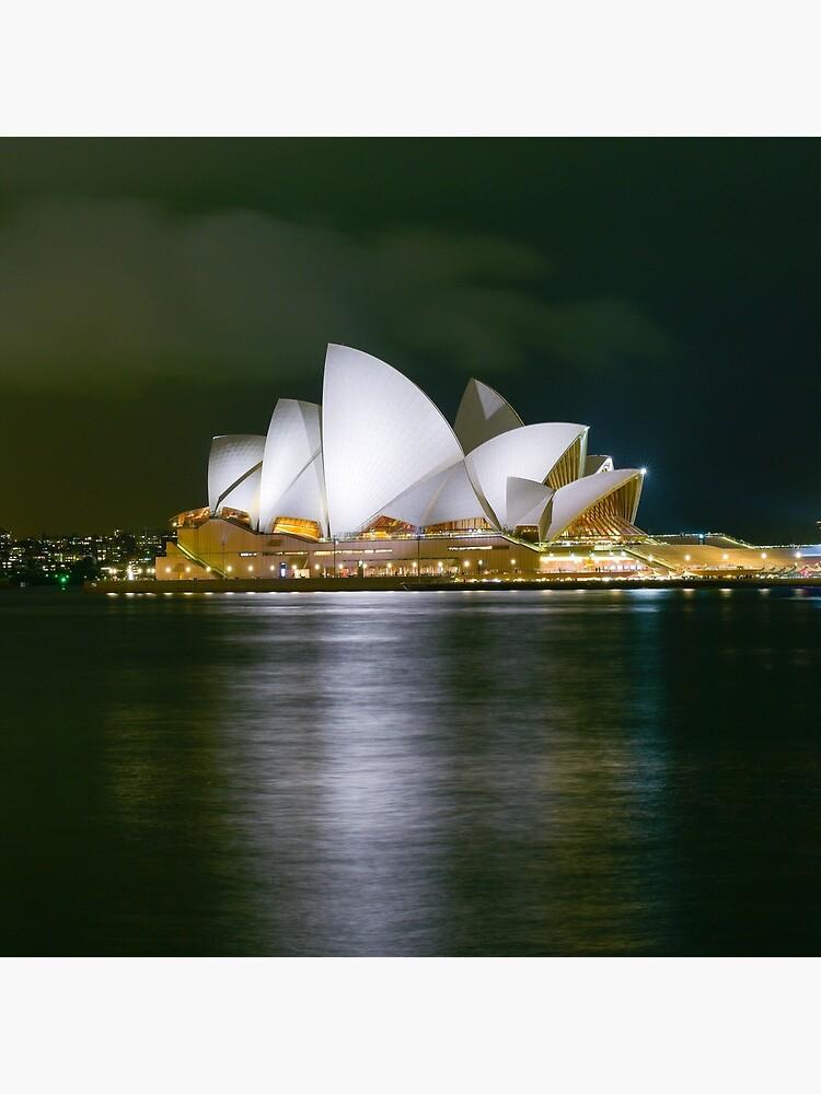 Sidney by night by liesjes
