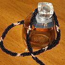 perfume and pearls by deegarra