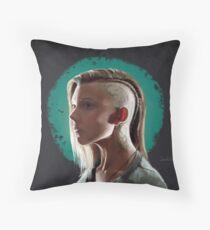 Cressida - The Hunger Games Throw Pillow