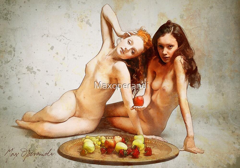Feast of the Godesses by Maxoperandi