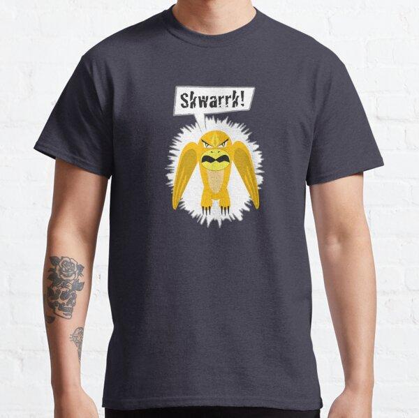 Noisy Little Terrors - 'Skwarrk!' cartoon monster T-shirt Classic T-Shirt