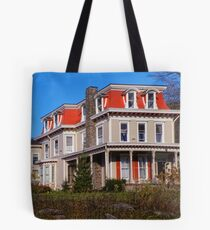 The Maple House Tote Bag