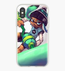 Cyan Inkling Coque et skin iPhone