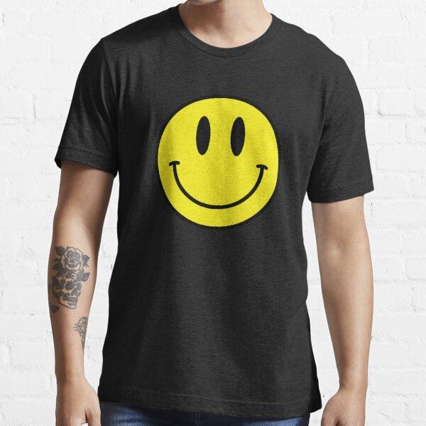 Smiley - Deejay Essential T-Shirt