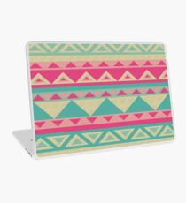 Cool fun triangle pattern  Laptop Skin