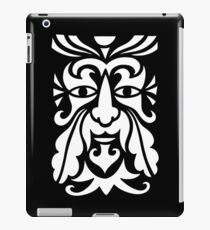 My grotesque face iPad Case/Skin
