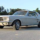 67 Mustang by LexyAra