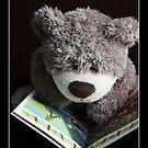 Reading Peter Pan Story by adrisimari