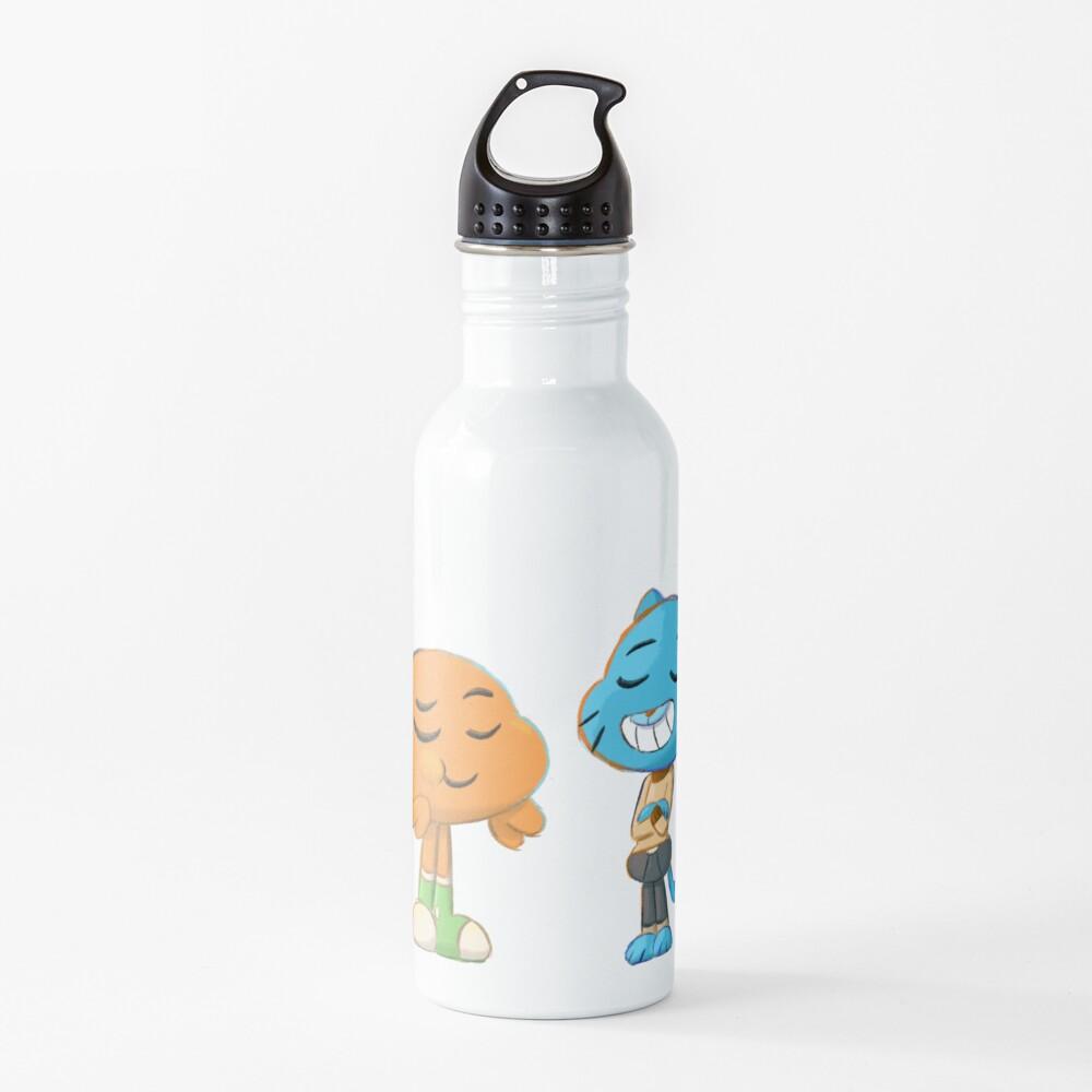 Gumball and Darwin Water Bottle