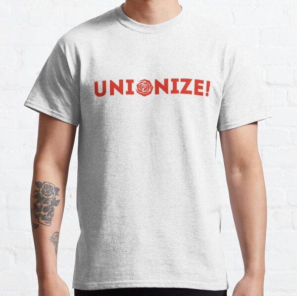 ¡Sindicar! Camiseta clásica