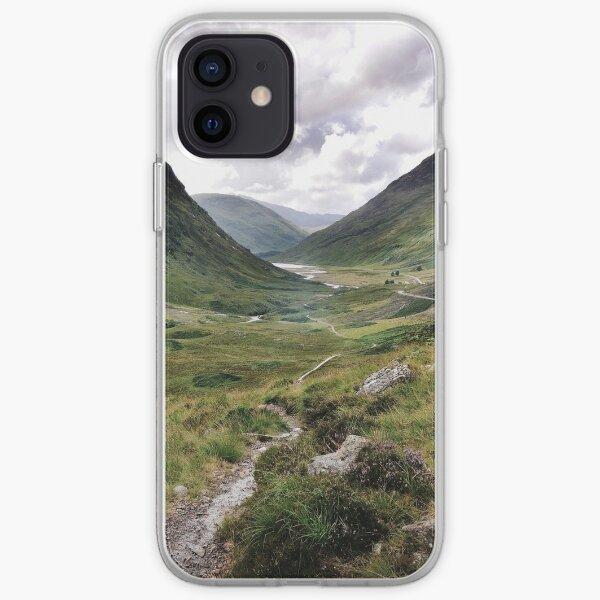 Glencoe, Highlands of Scotland iPhone Soft Case