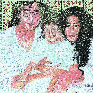 John and Yoko and Baby by georgecmbs