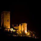 Chateau de Saint Laurent-Les-Tours by A.M. Ruttle