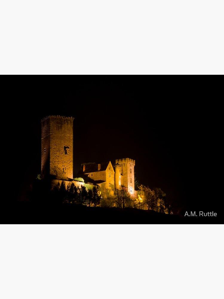 Chateau de Saint Laurent-Les-Tours by annruttle