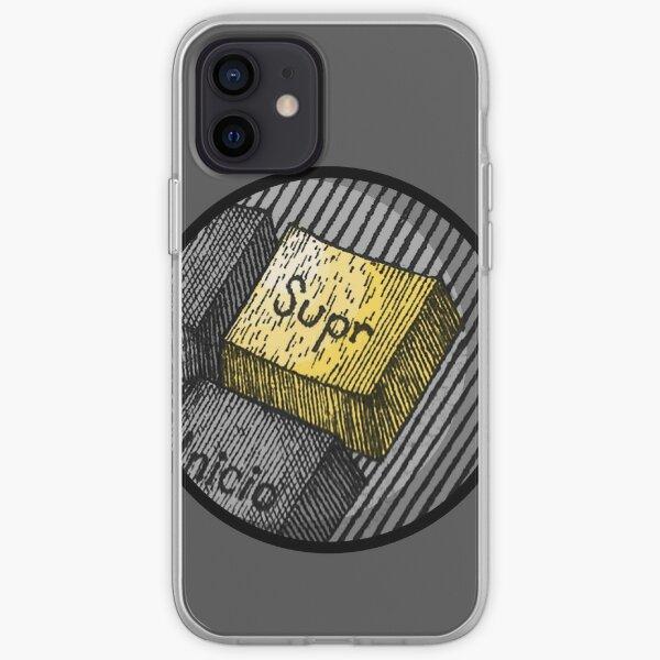 The sacred key iPhone Soft Case