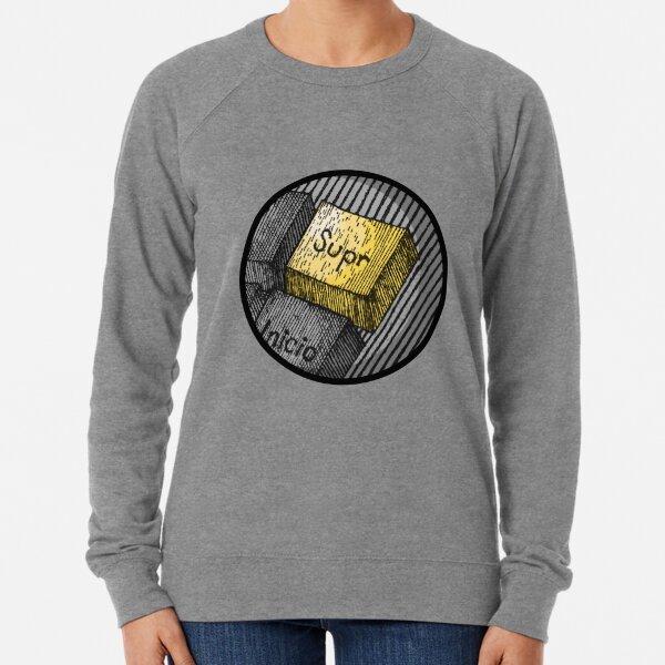 The sacred key Lightweight Sweatshirt