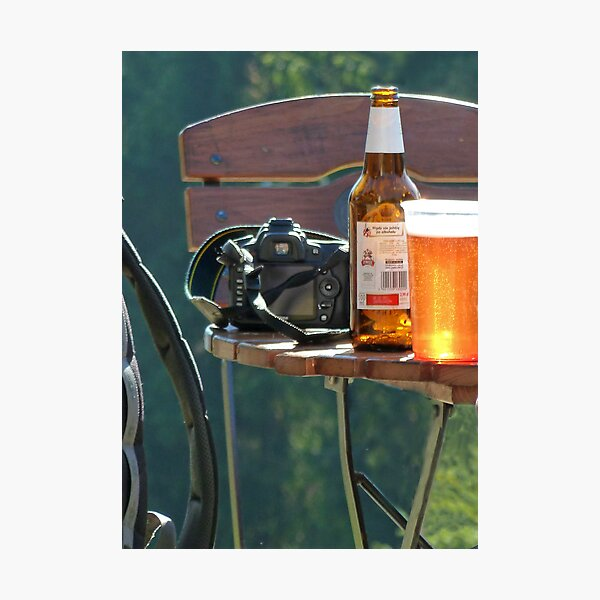 travellers rest Photographic Print