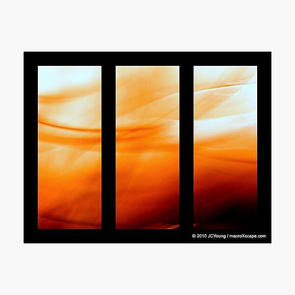Glory of Sun Photographic Print