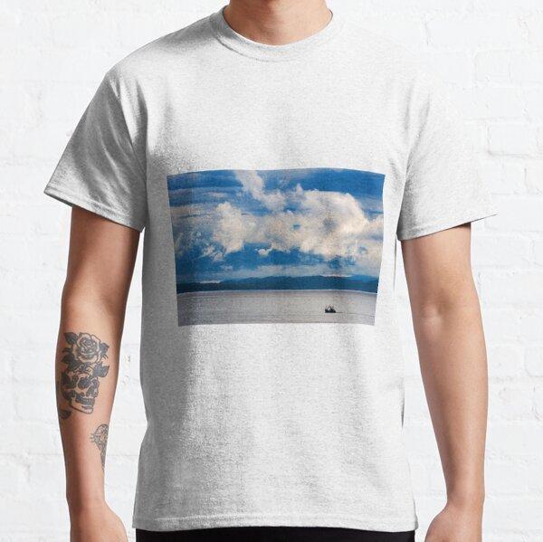 Blue Dawn along the Highland Coast, Scotland Classic T-Shirt