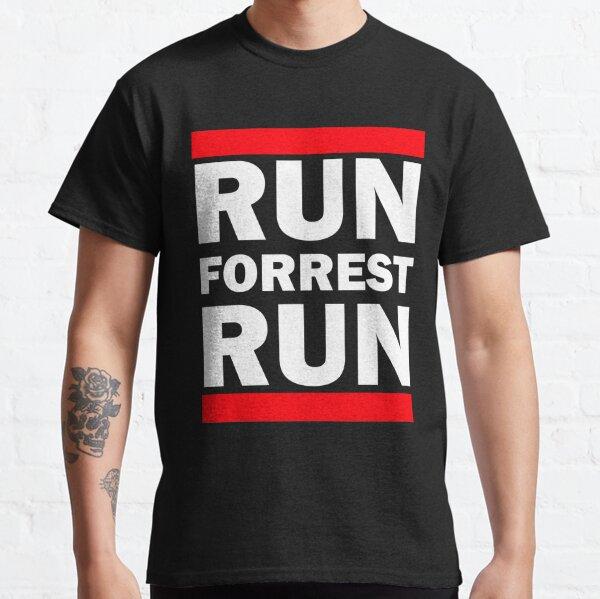 Run Forrest, Run! Parodie de Forrest Gump T-shirt classique