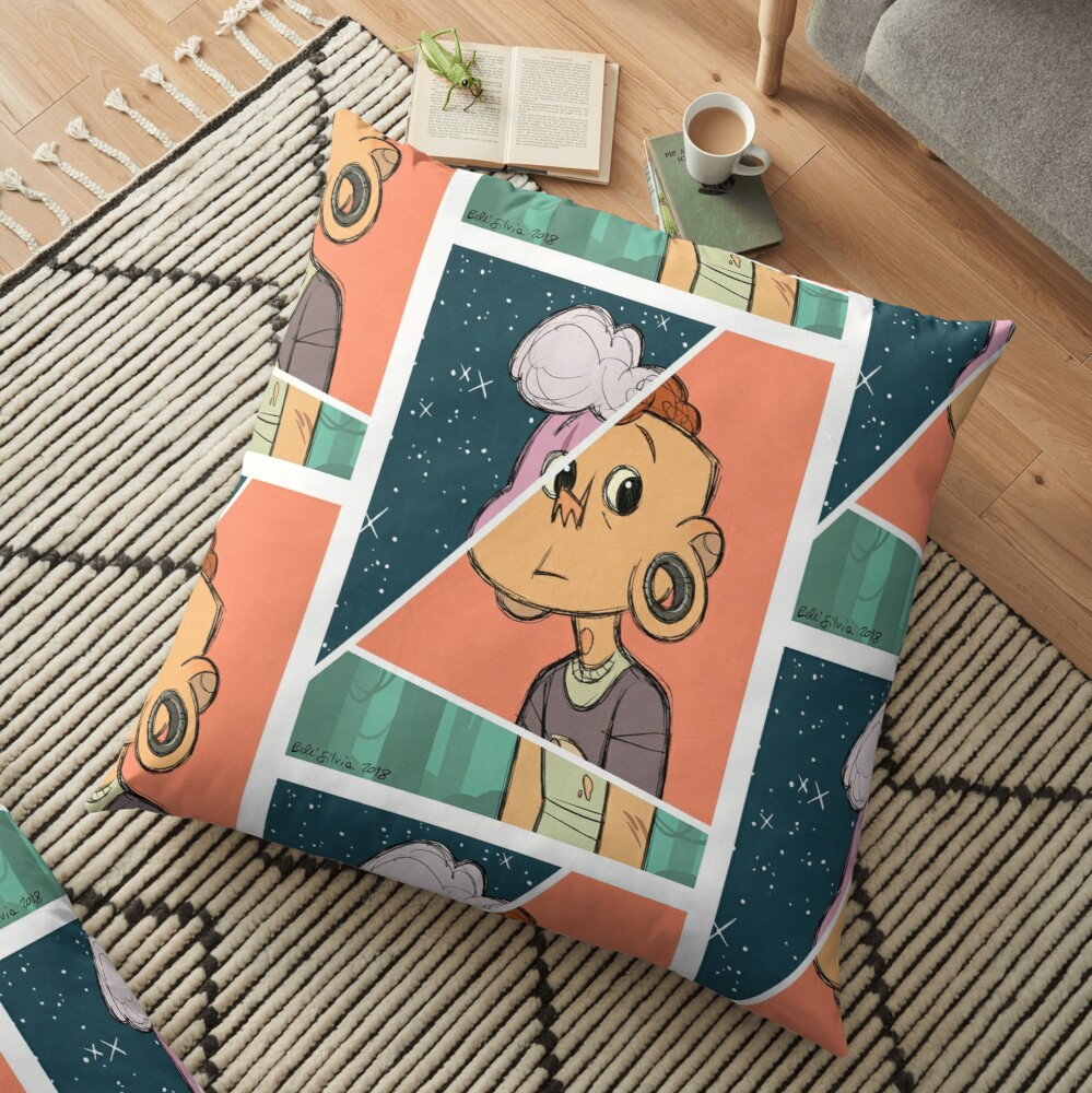 Lars Floor Pillow