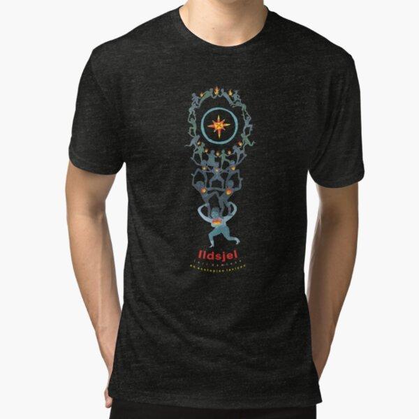 Ildsjel by Lori Damiano Tri-blend T-Shirt