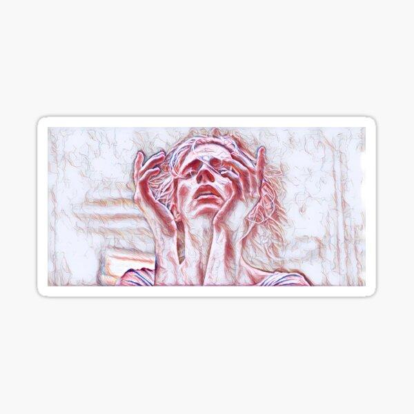 Save the OA - sketch Sticker