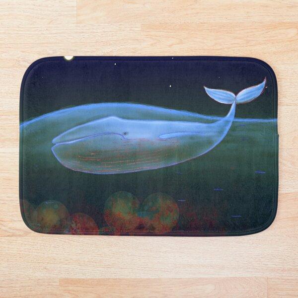 underwater bedroom Bath Mat