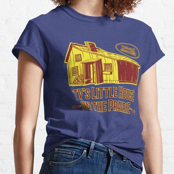 Petite Maison Prairie 70's Jaune T-shirt classique