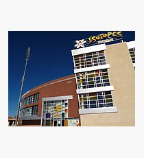 Isotopes Park Photographic Print