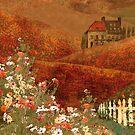 Landscape myth by Jeff Burgess