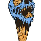 Zombie Ice Scream by StickaBomb