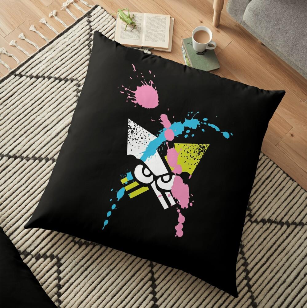 Splatoon - Turf War 5 Floor Pillow