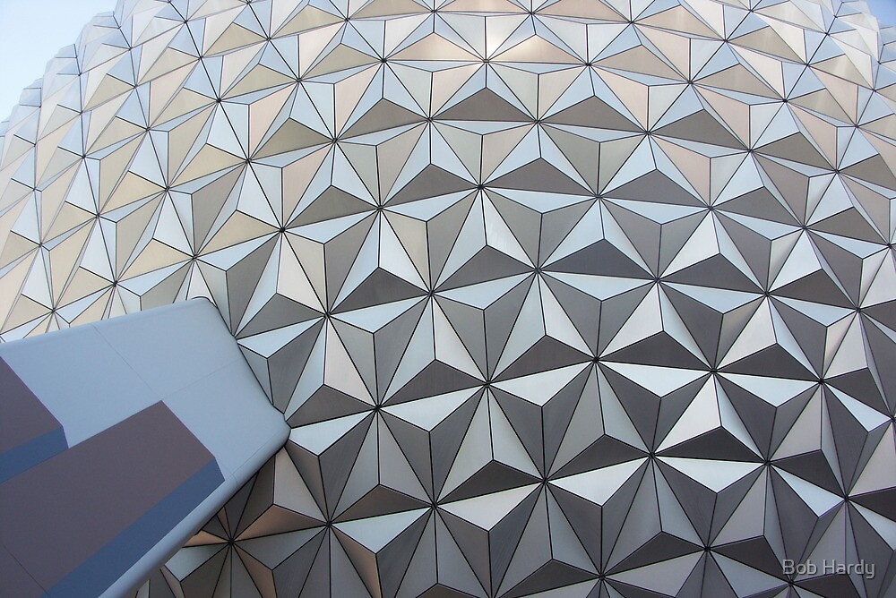 Geodesic Sphere by Bob Hardy