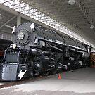 N&W RR Class A Locomotive by Fred Moskey