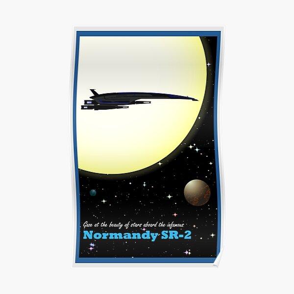 Effet de masse SR-2 Poster