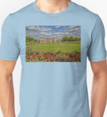 France. Paris. Luxembourg Palace and Garden. Unisex T-Shirt