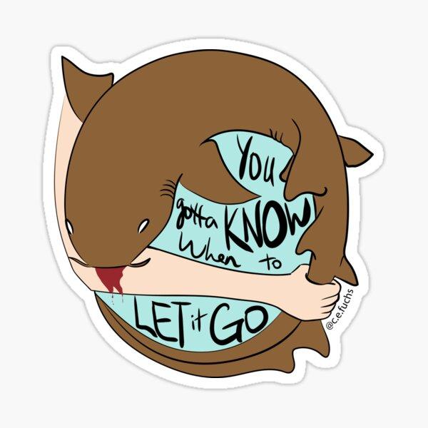 Shark Wisdom Sticker