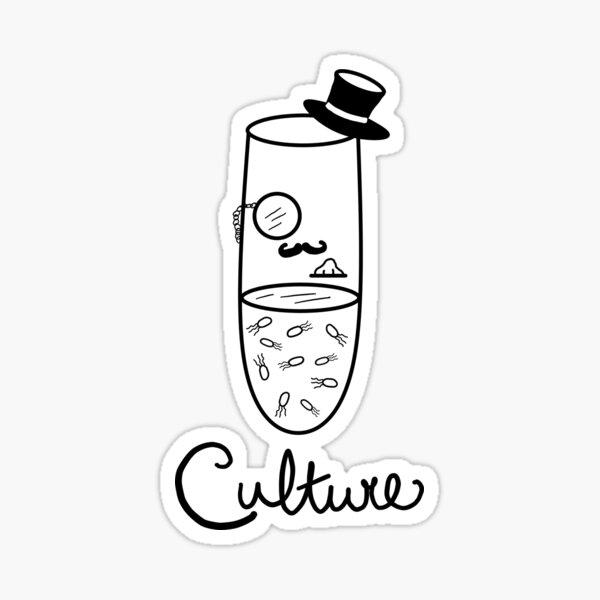 Culture Sticker