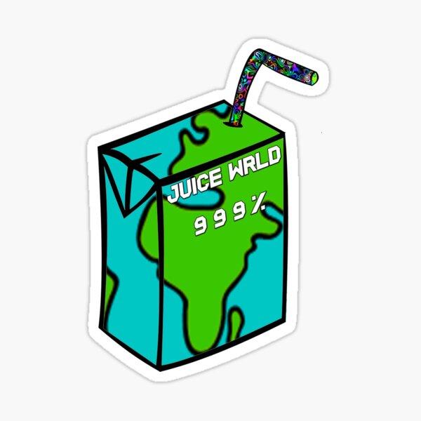 Juice Wrld - Juice Box 999  Sticker