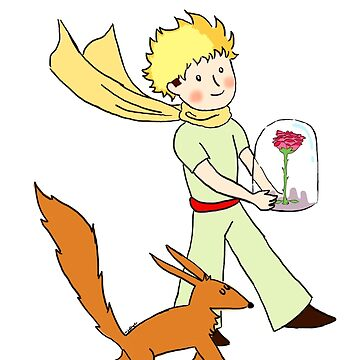 The little prince by Astralberry