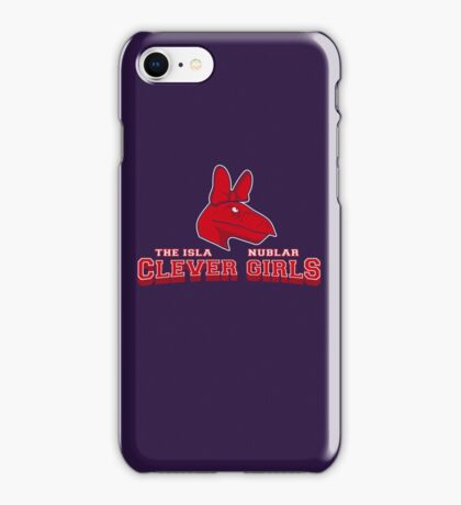 The Clever Girls iPhone Case/Skin