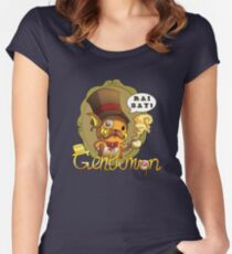 Gentlemon: Rai say! Women's Fitted Scoop T-Shirt
