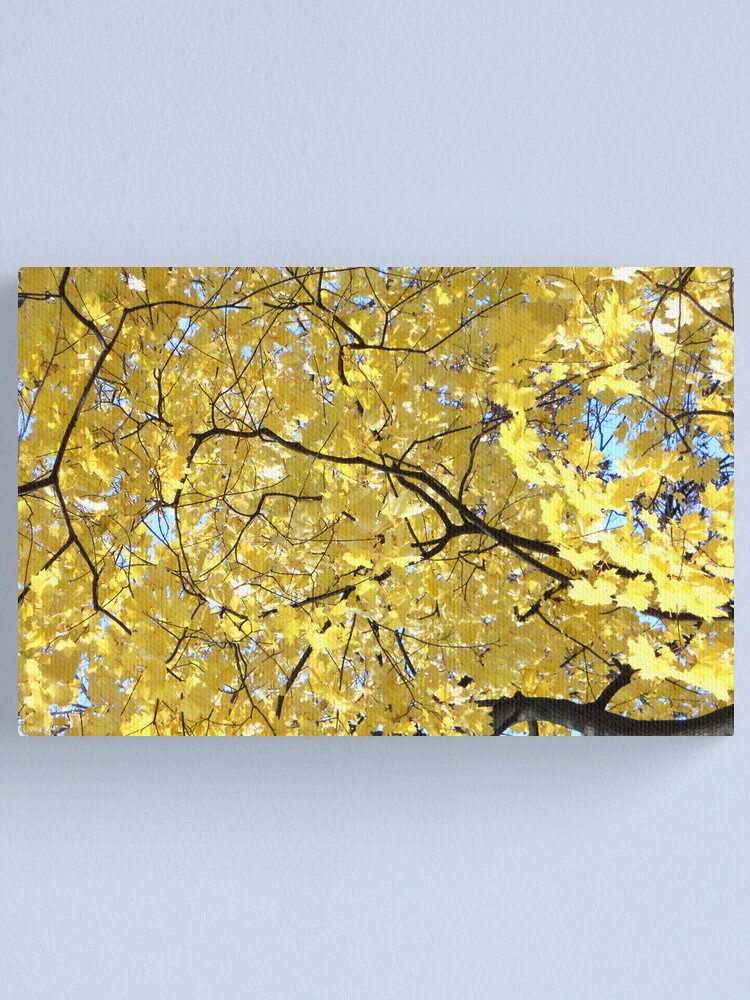 Alternate view of Golden  Canvas Print