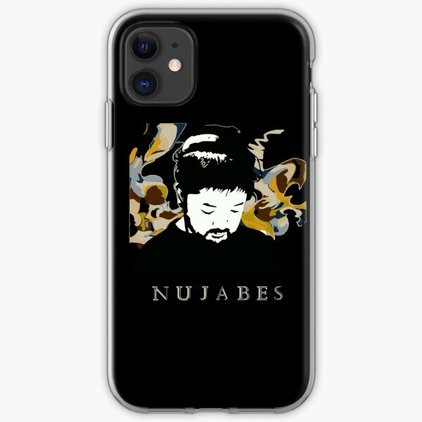 Nujabes Japnese DJ Music Producer Chill Vibes iPhone Soft Case