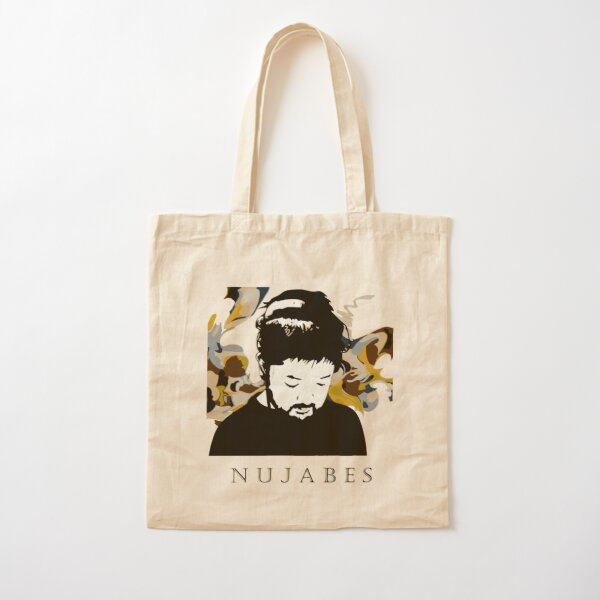 Nujabes Japnese DJ Music Producer Chill Vibes Cotton Tote Bag