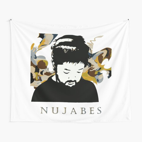 Nujabes Japnese DJ Music Producer Chill Vibes Tapestry