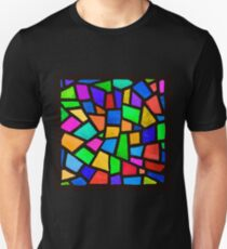 Stained-glass window. T-Shirt